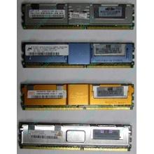 Серверная память HP 398706-051 (416471-001) 1024Mb (1Gb) DDR2 ECC FB (Новокузнецк)