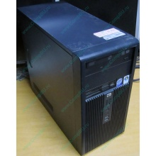 Компьютер Б/У HP Compaq dx7400 MT (Intel Core 2 Quad Q6600 (4x2.4GHz) /4Gb /250Gb /ATX 300W) - Новокузнецк