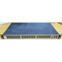 Управляемый коммутатор D-link DES-1210-52 48 port 10/100Mbit + 4 port 1Gbit + 2 port SFP металлический корпус (Новокузнецк)