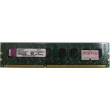 Глючная память 2Gb DDR3 Kingston KVR1333D3N9/2G pc-10600 (1333MHz) - Новокузнецк