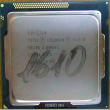 Процессор Intel Celeron G1610 (2x2.6GHz /L3 2048kb) SR10K s.1155 (Новокузнецк)