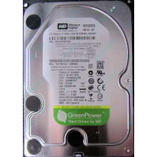Б/У жёсткий диск 1Tb Western Digital WD10EVVS Green (WD AV-GP 1000 GB) 5400 rpm SATA (Новокузнецк)