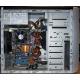 4 ядерный компьютер Intel Core 2 Quad Q6600 (4x2.4GHz) /4Gb /160Gb /ATX 450W вид сзади (Новокузнецк)