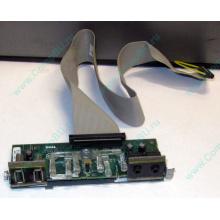 Панель передних разъемов (audio в Новокузнецке, USB) и светодиодов для Dell Optiplex 745/755 Tower (Новокузнецк)
