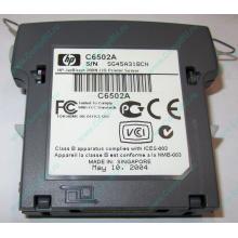Модуль параллельного порта HP JetDirect 200N C6502A IEEE1284-B для LaserJet 1150/1300/2300 (Новокузнецк)