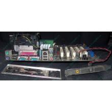 Материнская плата Asus P4PE (FireWire) с процессором Intel Pentium-4 2.4GHz s.478 и памятью 768Mb DDR1 Б/У (Новокузнецк)
