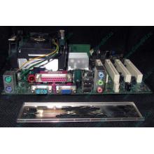 Комплект: плата Intel D845GLAD с процессором Intel Pentium-4 1.8GHz s.478 и памятью 512Mb DDR1 Б/У (Новокузнецк)
