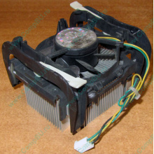 Кулер для процессоров socket 478 с медным сердечником внутри алюминиевого радиатора Б/У (Новокузнецк)