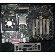 Материнская плата Intel D845PEBT2 (FireWire) с процессором Intel Pentium-4 2.4GHz s.478 и памятью 512Mb DDR1 Б/У (Новокузнецк)