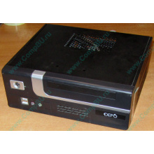 Б/У неттоп Depo Neos 230USF (Intel Celeron J1800 (2x2.41GHz) /2Gb DDR3 /500Gb /BT /WiFi /miniITX /Windows 7 Pro) - Новокузнецк