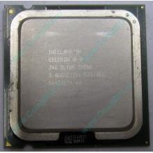 Процессор Intel Celeron D 346 (3.06GHz /256kb /533MHz) SL9BR s.775 (Новокузнецк)