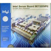 Материнская плата Intel Server Board SE7320VP2 socket 604 (Новокузнецк)